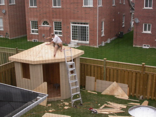 instructions on how to build a corner shed doesnt look to hard – 5 Sided Garden Shed Plans